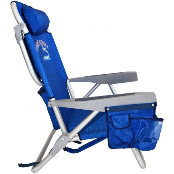 Tommy Bahama Backpack Chair 600 Denier Blue Ebay