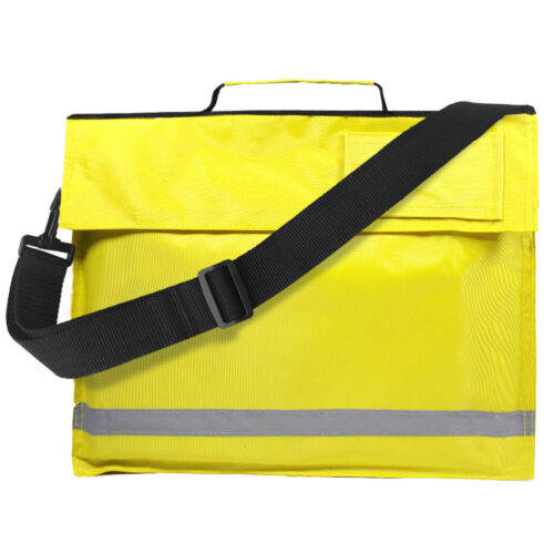 Euro Book Bag with Strap Junior School Conference Bag 8 Colours