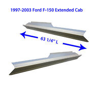 1997-2003 Ford F-150 Pickup Extended Cab Driver And Passenger Side Rocker Panels