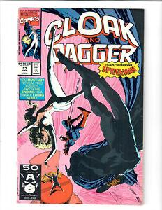 Cloak-and-Dagger-Starring-Spider-Man-17-Apr-1991-Marvel-Comic-135950D-7