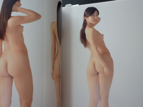 Super Pose book Ichikawa Masami itikawa masami Visual Nude Pose photo for Japan