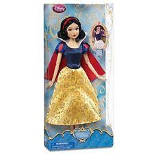 "DISNEY STORE Snow White 12"" Classic Princess Doll 2013 NEW"