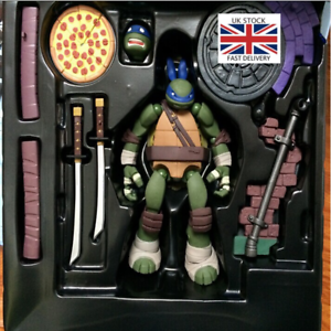 Japanese Teenage Mutant Ninja Turtles Action Figures Collection Toys Kids Gift Ebay