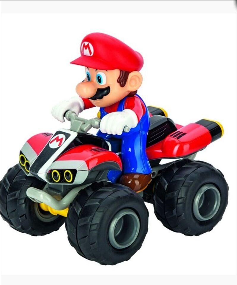 Mario kart fjernstyret Atv, fjernstyret, Mario kart