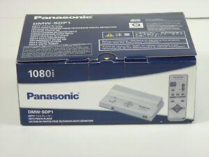 PANASONIC-DMW-SDP1-HDTV-1080i-PHOTO-PLAYER-Made-in-Japan