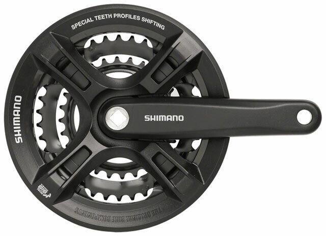 Shiuomoo Altus M311 78Speed 170mm 223242t Square Crankset with