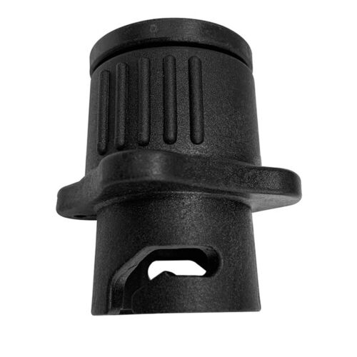 Pump Accessory Air Bed Black 5 Size High Strength Replacement Nozzle Rubber Boat