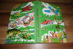 LURCHI-LURCHIS-GESAMMELTE-ABENTEUER-VI-6-Folge-97-114-Salamander-1995