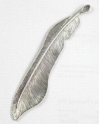 5 PCS Tibetan silver leaf of Japanese banana bookmark FC15578