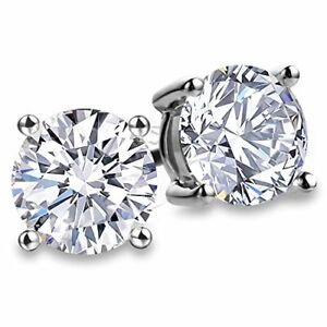 Sparkling-White-Sapphire-Earrings-Sterling-Silver-Satisfaction-Guarantee