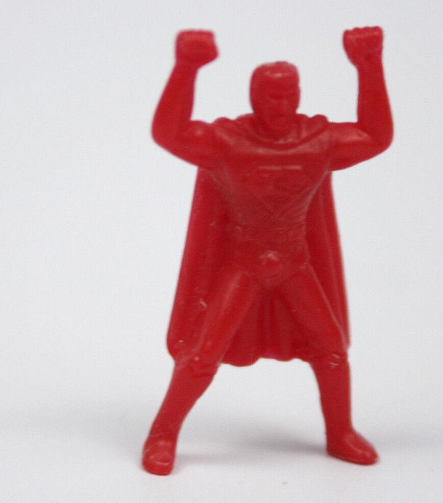 Vintage 1980's Superman from Super Friends Yupi Premium Figure Colombia - Rare