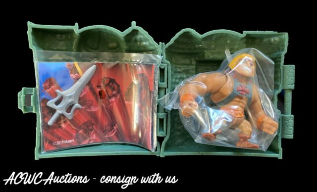 Masters of the Universe - Eternia Minis - Wave 1A - He-Man