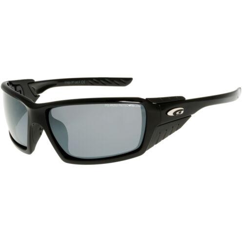 Gletscher Sonnenbrille Berstegeier Sonneschutz mit seitlichem Blendeschutz