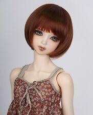 "New 1/6 Girl BJD SD DOC DOD LUT Doll Wig Short Dollfie 6"" Bjd Doll Wig GA03"