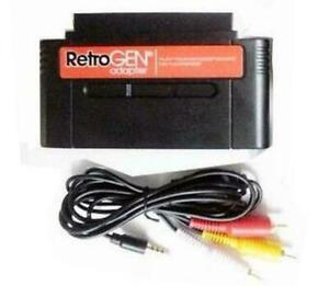 RetroGen-Adapter-For-Sega-MD-Genesis-to-for-SNES-Cartridge-Adapter-Convertor