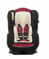 Nania Comfort + Recliner Car Seat Forward Facing 9m To 4yrs Rrp £100 Black Sp