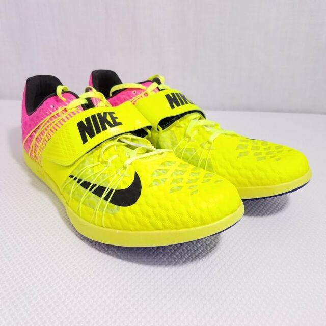 Nike Zoom TJ Elite OC Track Triple Jump Track Shoes Spikes 882025 999 Size US 15
