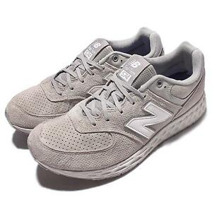 New Balance MFL574FD D Grey White Mens Running Shoes Sneakers MFL574FDD