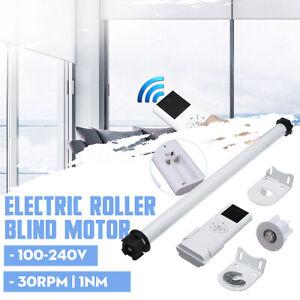 DIY 24V Roller Shade Curtain Motor Electric Roller Blind ...