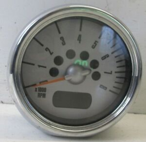 BMW-Mini-rev-Revolution-COMPTEUR-CHROME-R50-R52-R53-2004-6936312