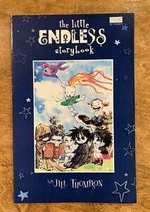 The Little Endless Storybook by Jill Thompson Sandman 2001 DC Vertigo Comics