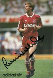 Ronnie-Whelan-Official-Liverpool-FC-Hand-Signed-Photo-Season-1989-91-Very-Rare