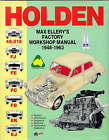 Holden: 1948-1963 by Ellery Publications (Paperback, 1989)