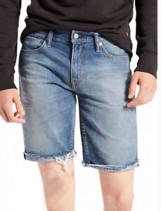 aa43248c New Levi's Mens 511 Slim Fit Hippie Boy Cut Off 2 -Way Stretch Jeans ...