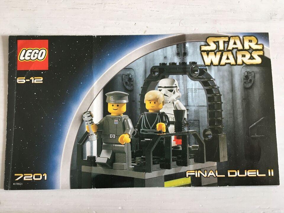 Lego Star Wars, 7159, 7201