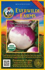 Everwilde Farms Mylar Seed Packet 250 Long Purple Eggplant Seeds