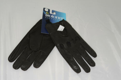 $55 NWT Isotoner Signature Men/'s Genuine Leather Driving Glove Size XL