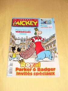 LE-JOURNAL-DE-MICKEY-N-2795-janvier-2006-Parker-amp-Badger
