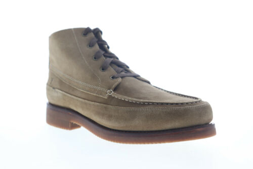 Frye Field Lace Up 80567 Mens Brown Leather High Top Casual Dress Boots