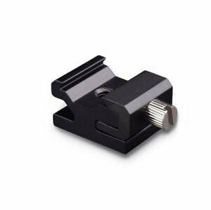 """Sabot de flash pour appareil photo reflex trépied vis 1/4"""""""