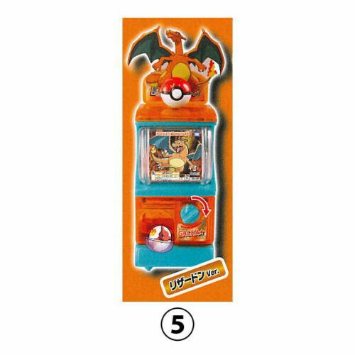 Pokemon Sun /& Moon GachaPoke Machine 03 Mini Capsule Vending Machine Collection