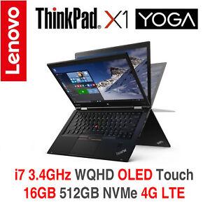 ThinkPad-X1-Yoga-i7-3-4GHz-WQHD-OLED-16GB-512GB-NVMe-4G-On-site-TPP-Warranty