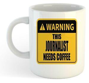 Warning-Esta-Journalist-Necesita-Cafe-Blanco-Taza-Regalo-Trabajo-Regalo