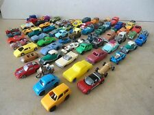 Lot Of Plastic Cereal Toy / Kinder Surprise + Vintage Cars/Vehicles