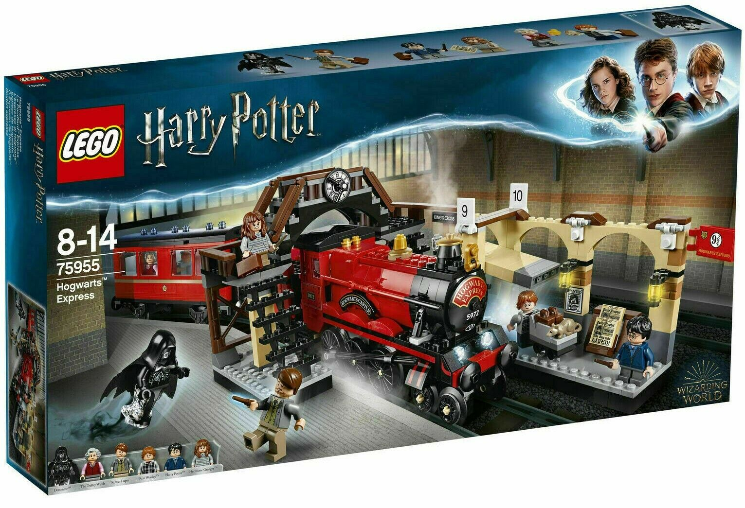 Lego® HARRY POTTER™ - 75955 +++ HOGWARTS™ EXPRESS +++   NEU & OVP