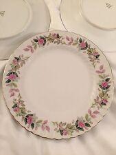 "Regency Rose Creative Fine China Dinner Plates 10.25""  2345 Japan, set of 6"