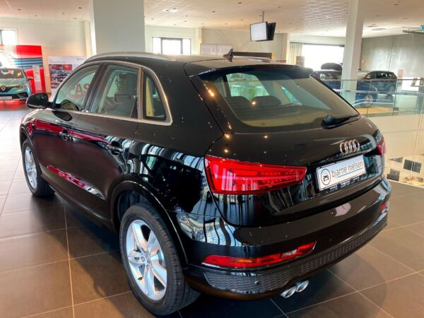 Audi Q3 2,0 TDi 184 Sport quattro S-tr. - billede 2