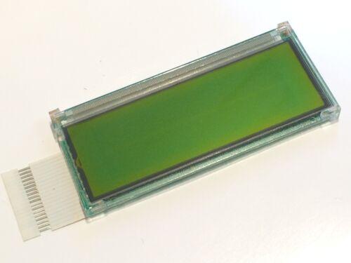 WINSTAR LCD Graphic Display Module 122x32 Yellow // Green