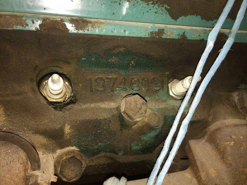 Buick 401, til renovering.