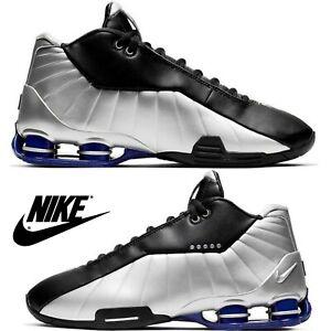 Nike-Shox-BB4-Men-039-s-Sneakers-Running-Athletic-Comfort-Sport-Basketball-Shoes