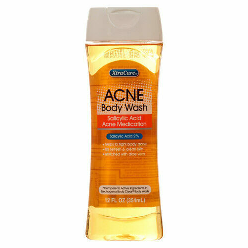 salicylic acid body wash