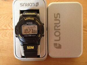 ddd6af2e7c71 Image is loading New-sports-watch-lorus-vividigi-Digital-Chronograph-Black-