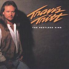 The Restless Kind by Travis Tritt (CD, Aug-1996, Warner Bros.)
