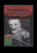 DVD DER SCHRECKEN VOM AMAZONAS - Horror-Klassiker von 1954 JACK ARNOLD ** NEU **