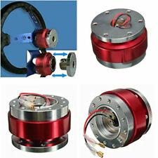 Aluminium Racing Car Steering Wheel Quick Release Hub Adapter Snap Off Boss Kit Fits 1997 Toyota Corolla