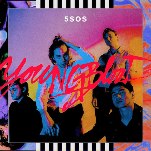 Z-311 5 Seconds of Summer Youngblood 5SOS Music 2018 Hot Silk Poster 16x16 24x24